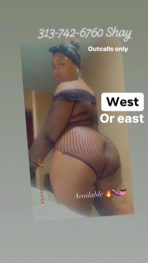 (incall only) Sexy Big booty chick with a Fat WET Pussy!!!!! (incall only)) - 28,313-742-6760,West (Telegraph),female escorts