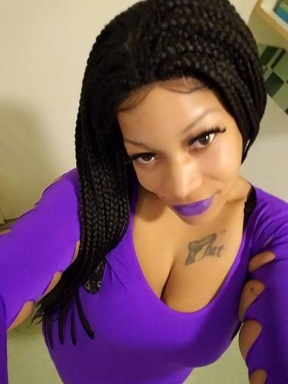 Exotic female ready to be spoiled