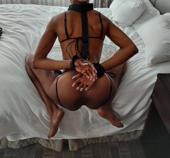 TIGHT KITTY CHOCOLATE BARBIE WITH STRIPPERS BODY