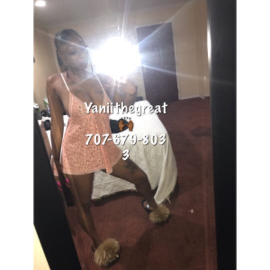 Yani the great Incalls outcalls NOW 100 REALPHOTOS