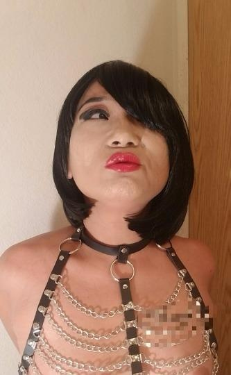 Asian Mistress Kym get into the Zone