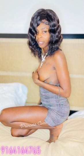 New In Town Sexy Chocolate Goddess